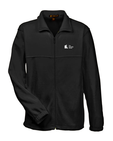 The Kennedy Center Logo Fleece -  Men's Black