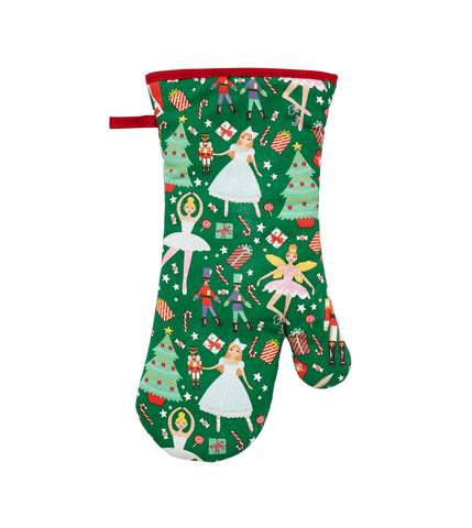 The Nutcracker Suite Oven Mitt