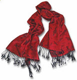 Pashmina Music Note Scarf