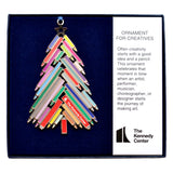 The Kennedy Center Pencil Tree Ornament