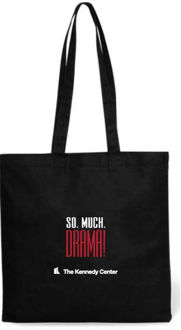 Kennedy Center So Much Drama Tote Bag