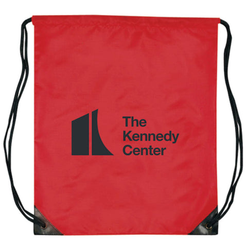 The Kennedy Center Drawstring Backpack