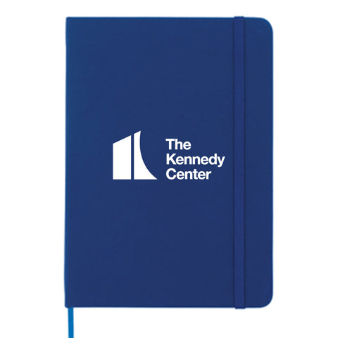 The Kennedy Center Logo Journal - Blue