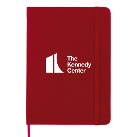 The Kennedy Center Logo Journal - Red