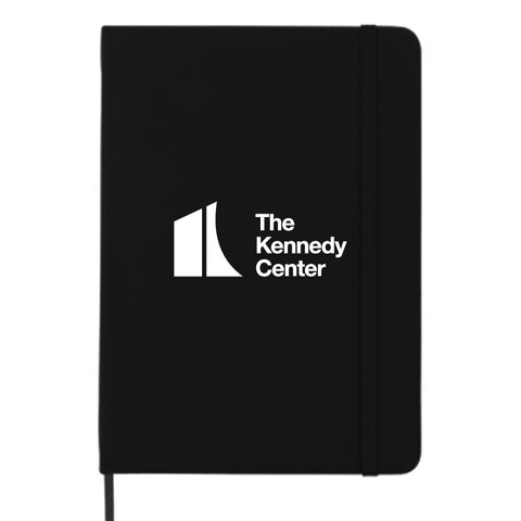 The Kennedy Center Logo Journal - Black