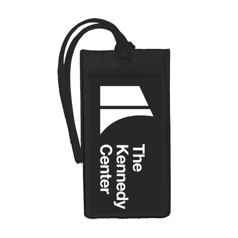 the Kennedy Center Luggage Tag - Black