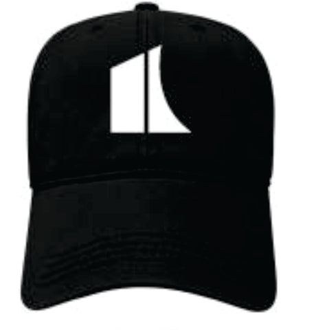 The Kennedy Center Black Baseball Cap