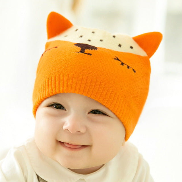 Winter Fox Cap