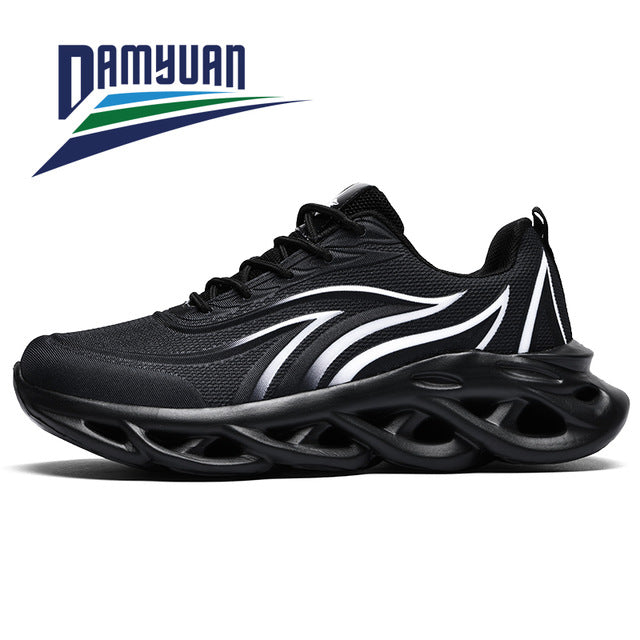 Damyuan 2020 New Summer Fashion Men Shoes Rubber Sneakers Running Shoes Sports Breathable Lace-up Zapatos De Hombre big size 48