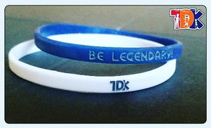 TDK Silicone Wristbands