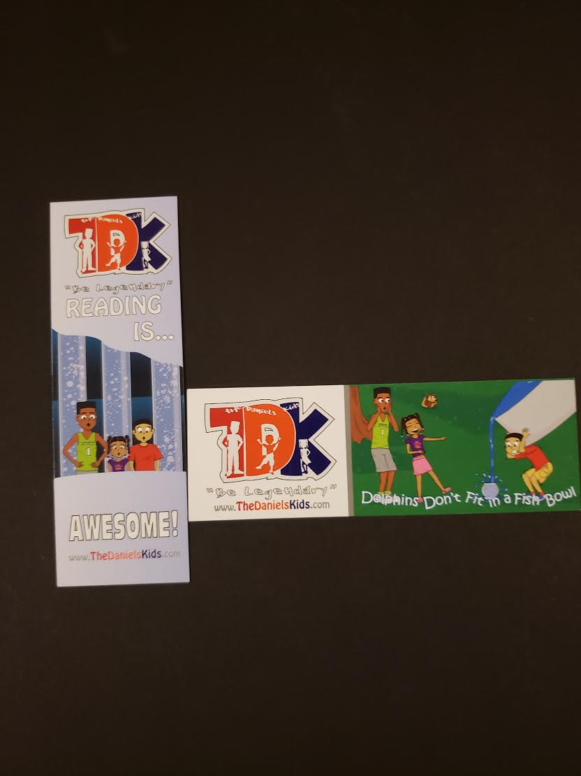 TDK Bookmark