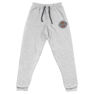 Certified Bucked Embroidered Unisex Joggers