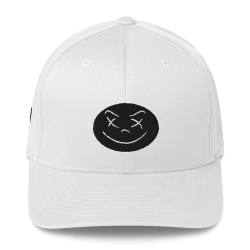Underdog face Flex-fit Cap