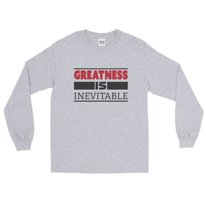 Greatness Men's Long Sleeve Shirt