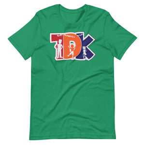 The Classic TDK Logo Cotton Unisex Tee