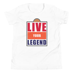 TDK Colorway Hoops Live Your Legend Youth Tee
