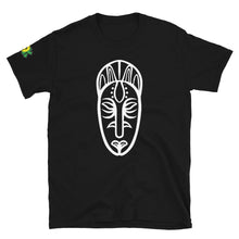 Load image into Gallery viewer, TDK BHM African Tribal Mask Short-Sleeve Unisex T-Shirt