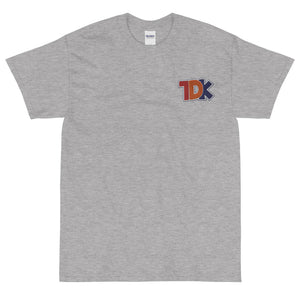 TDK Classic Log Embroidered Tee