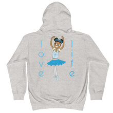 Load image into Gallery viewer, Dance Love Life YOUTH Hoodie