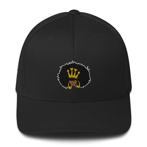 Natural Queen Flex-fit Cap