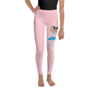 Pink Dance YOUTH Leggings