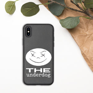 The Underdog Biodegradable iPhone case