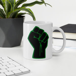 Power Fist Mug