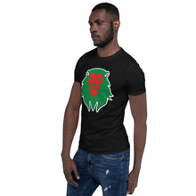 Load image into Gallery viewer, TDK BHM Lion Short-Sleeve Unisex T-Shirt