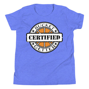Certified Bucket Youth Tee