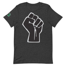 Load image into Gallery viewer, TDK Black Power Fist Unisex Tee