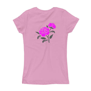Pink Legendary Girl's Fit Tee