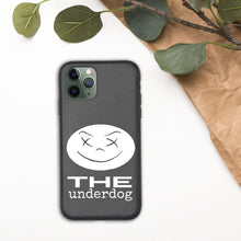 Load image into Gallery viewer, The Underdog Biodegradable iPhone case