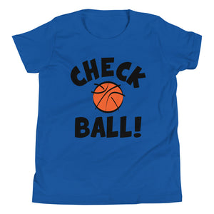 CHECK BALL! Youth Tee
