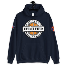 Load image into Gallery viewer, Certified BUCKET Getter Stamp!! Unisex Hoodie