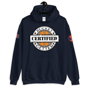 Certified BUCKET Getter Stamp!! Unisex Hoodie