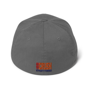 TDK Logo #CrushEverything Structured Twill Cap