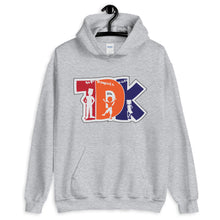 Load image into Gallery viewer, The Classic TDK Logo Hoodie