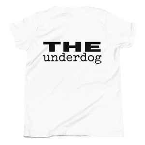 """The Underdog"" Tagline YOUTH Unisex Tee"