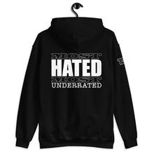 Load image into Gallery viewer, Underdog Most Hated Unisex Hoodie