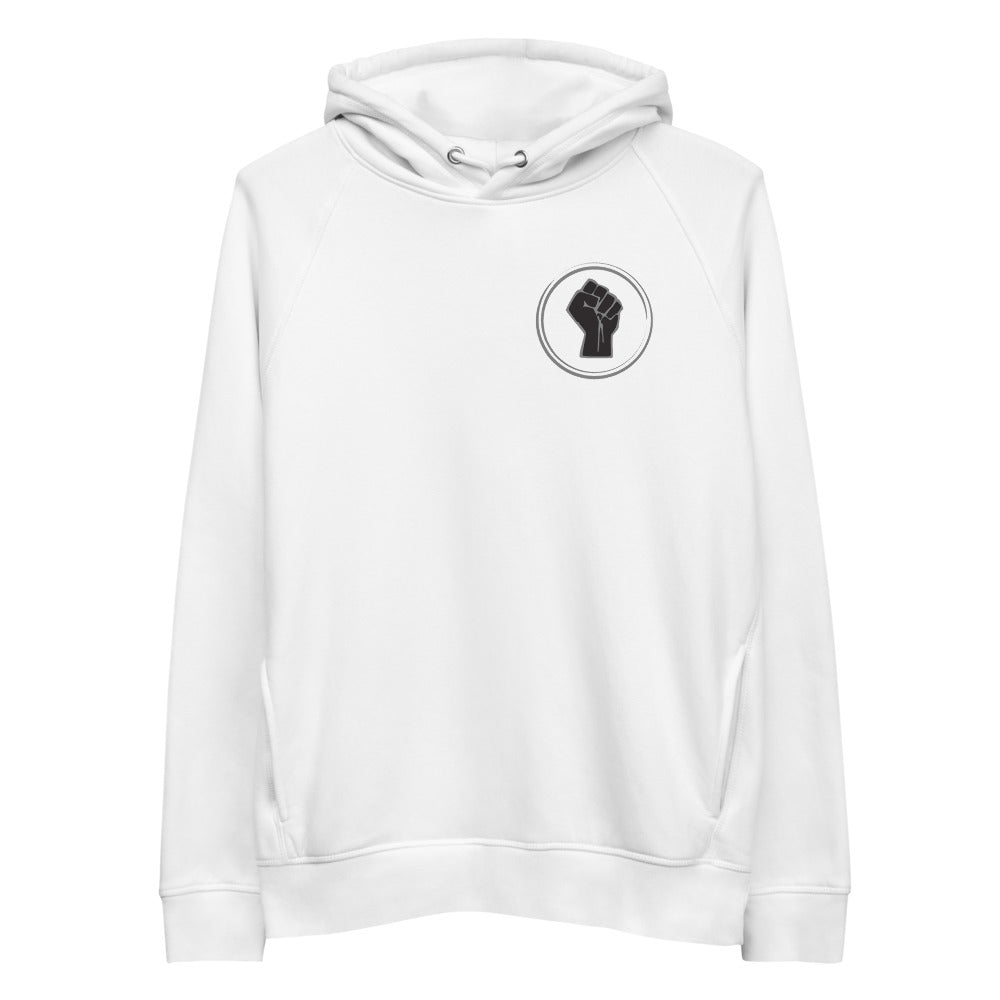 TDK Black Power Fist Unisex hoodie