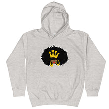 Load image into Gallery viewer, Natural Queen Kids Hoodie