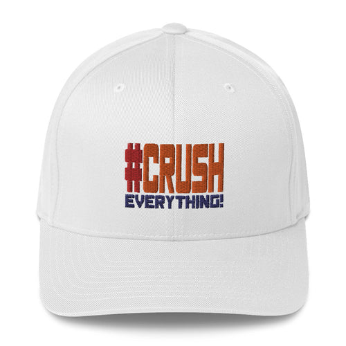 #CrushEverthing Flex fit Cap