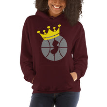 Load image into Gallery viewer, Jersey Reigns Supreme Unisex Hoodie