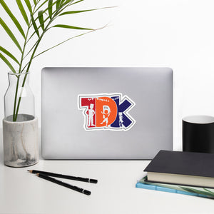 TDK's All-Purpose Sticker