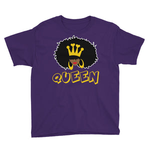 Natural Queen YOUTH Tee