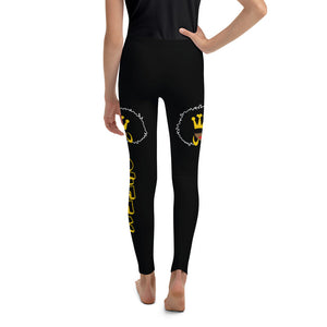 Natural Queen YOUTH Leggings