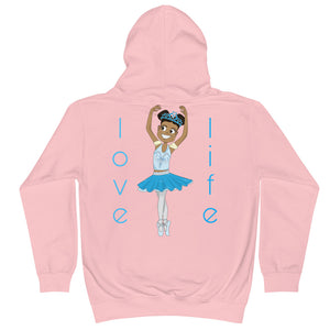 Dance Love Life YOUTH Hoodie