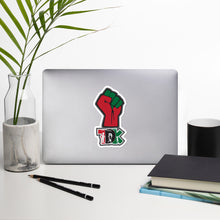Load image into Gallery viewer, TDK & Black Power Fist Sticker