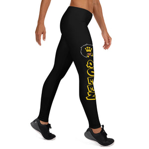 Natural Queen Women's Leggings