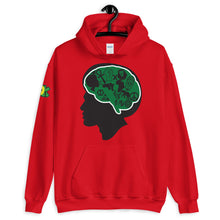 Load image into Gallery viewer, TDK BHM Black State of Mind Unisex Hoodie